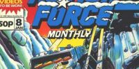 Action Force Monthly 8