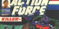 Action Force (weekly) 2