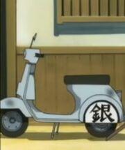 Gintoki-scooter