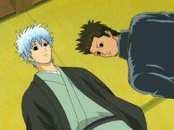 Gintoki and Kondou Episode 31