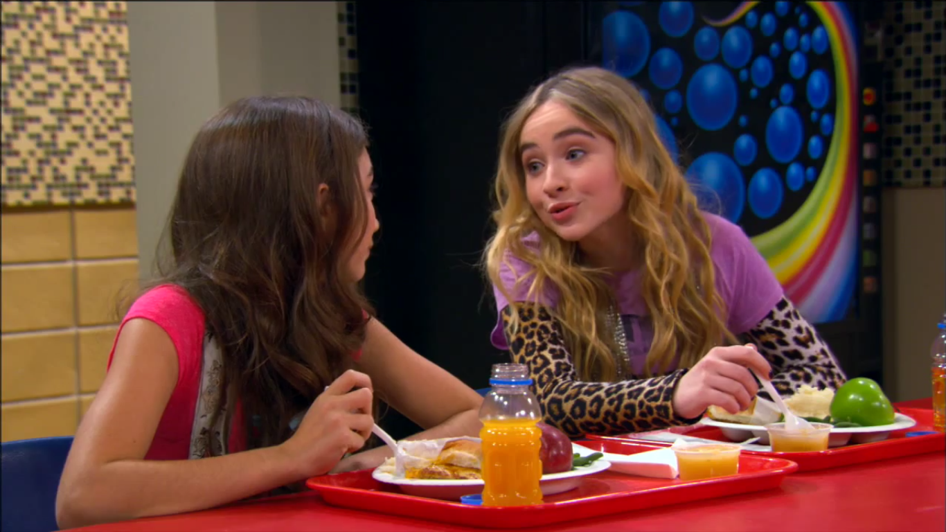 Girl Meets Sweet Sixteen