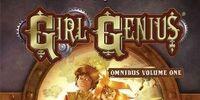 Girl Genius Omnibus Volume One: Agatha Awakens