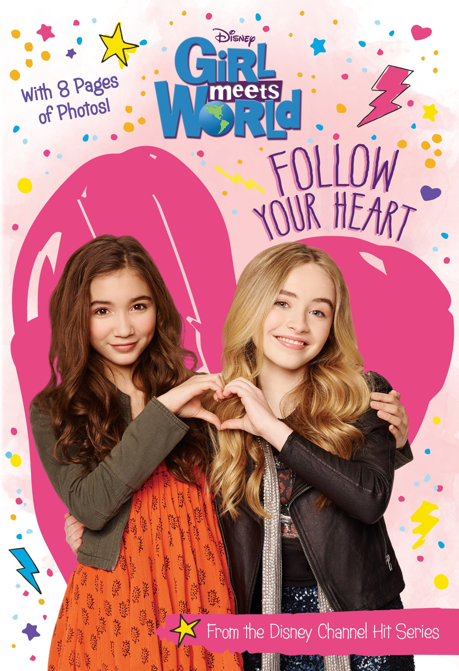 Girl Meets World Junior Novel Series