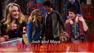 Josh and Maya - Map That Leads To You