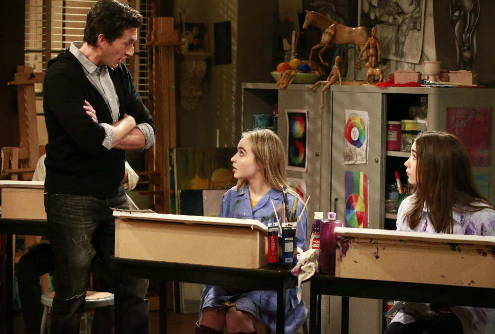 girl meets world artwork A page for describing funny: girl meets world after riley has a typical teenage girl you don't know me at all storm out in the pilot: maya tries to.