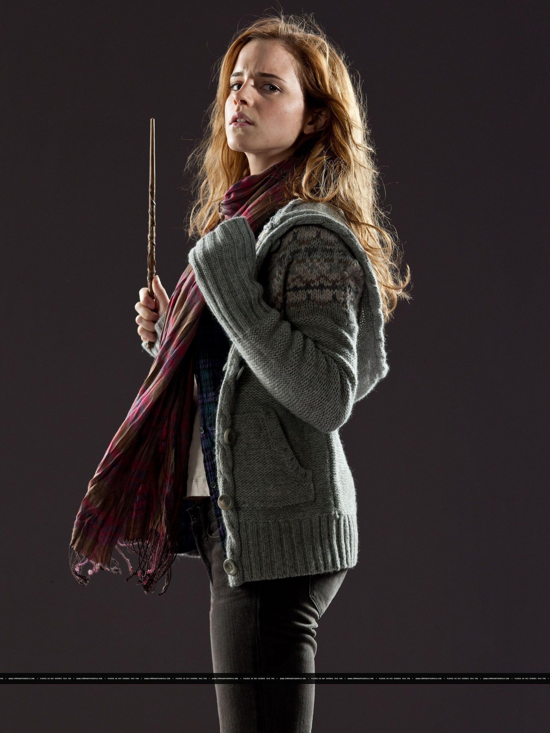 Watson hermione granger as emma