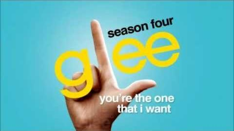 You're The One That I Want - Glee HD Full Studio