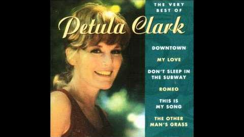 Petula Clark - Don't sleep in the subway (HQ)