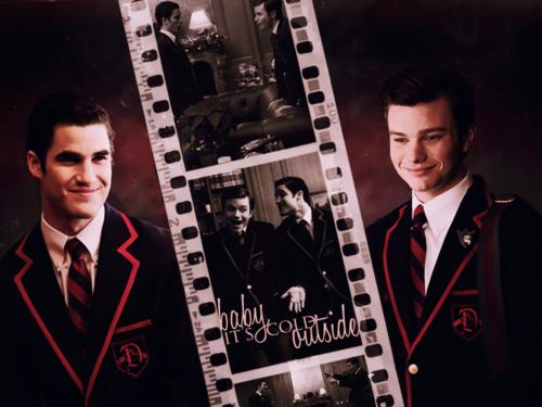 File:Fond d'écran de Kurt et Blaine.png