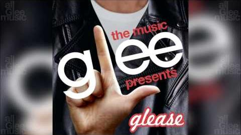 There Are Worse Things I Could Do Glee HD FULL STUDIO
