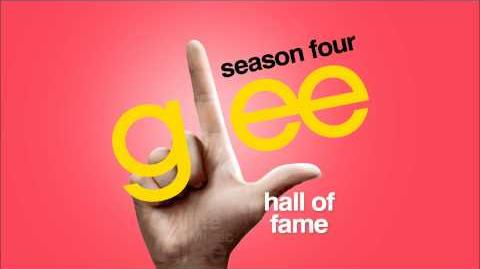 Hall of Fame - Glee HD FULL STUDIO