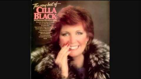 CILLA BLACK - ALFIE