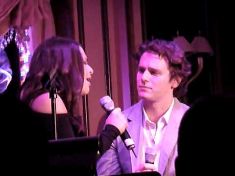 File:Jon and lea sing not while i'm around.jpg