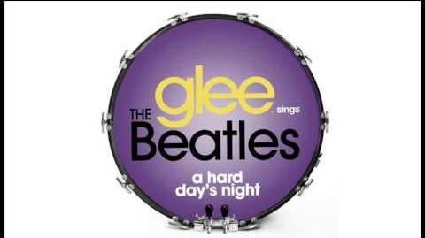 A Hard Day's Night - Glee Cast HD FULL STUDIO-1