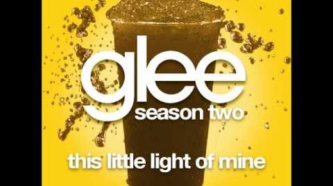 Glee - This Little Light Of Mine