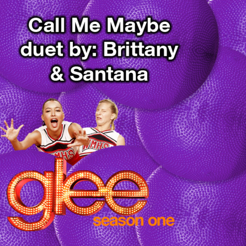 File:Call Me Maybe duet by Santana and Brittany.png
