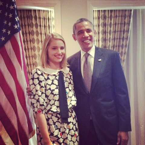File:Dianna With The President!.jpg
