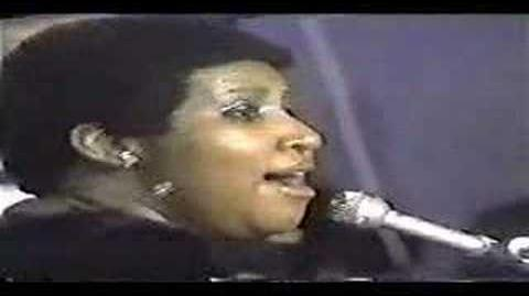 Aretha Franklin - Bridge Over Troubled Water