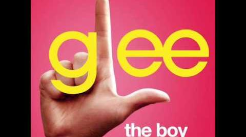 Glee - The Boy Is Mine (Acapella)