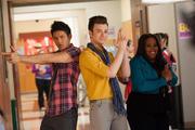 Kurt, Mercedes and Mike