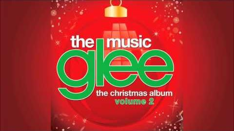 Do they know it's christmas - Glee HD Full Studio