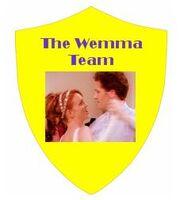 The Wemma Team Shield