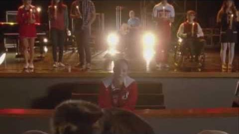 GLEE- More Than Words (Full Performance) (Official Music Video) HD