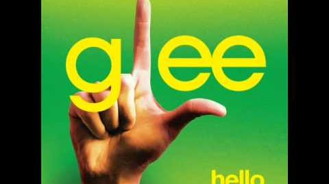 Hello - Glee Cast Version Full HQ Studio