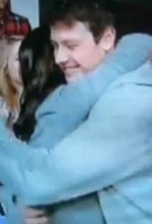 File:Cory & Lea Hug 2.jpg