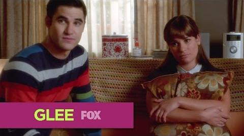 "Gleek Peek ""Loser Like Me"" GLEE"