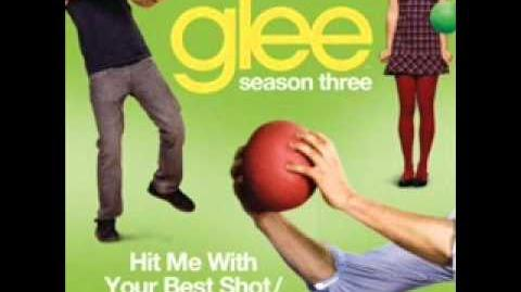 Glee - Hit Me With Your Best Shot One Way Or Another (Acapella)