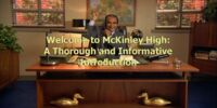 Welcome to McKinley!