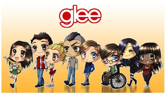 File:Glee Cartoon.jpg