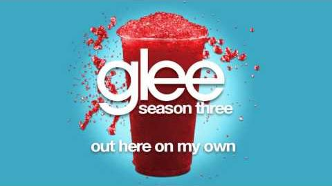 Out Here On My Own (Rachel Solo Version) - Glee Cast HD FULL STUDIO