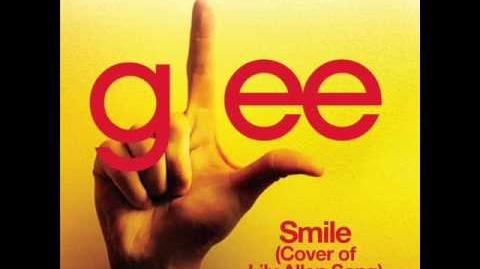 Glee - Smile (Lily Allen Cover) Acapella