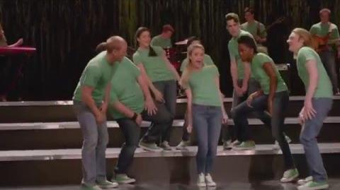 """Full Performance of """"Cool Kids"""" from """"Child Star"""" GLEE"""