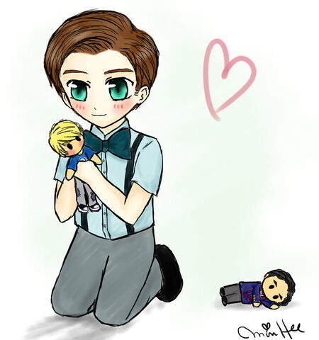 File:Kurt with toys blaine and sam by lemonpie art-d3f3db6.jpg