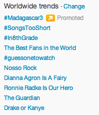 File:Dianna Is A Fairy Worldwide Trending.png