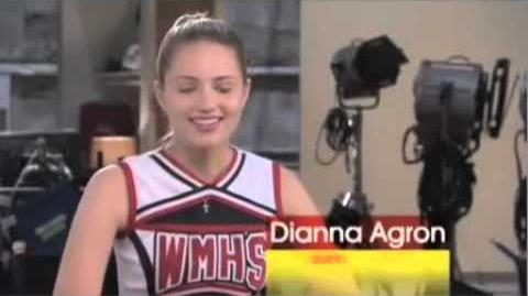 Behind The Glee Throwdown