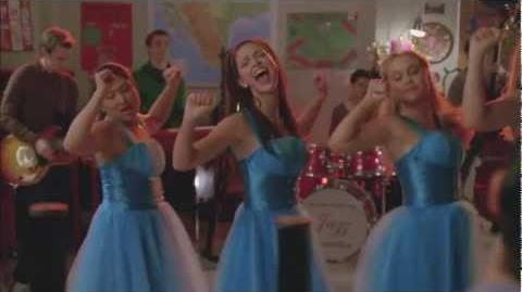 "Full Performance of ""Tell Him"" from ""Sadie Hawkins"" GLEE"
