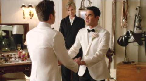 GLEE The Wedding of the Year-0