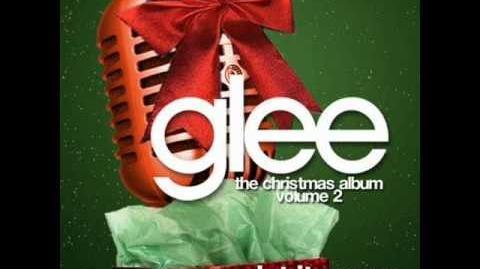 GLEE - Let it Snow - Acapella
