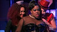Mercedes, Brittany and Santana