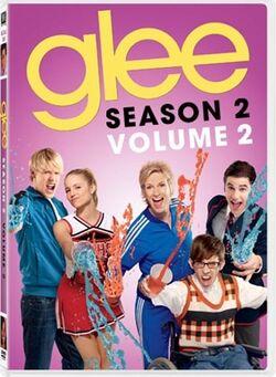 Glee Season 2 Volume 2 DVD