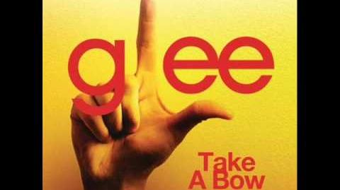 Glee - Take A Bow (Acapella)