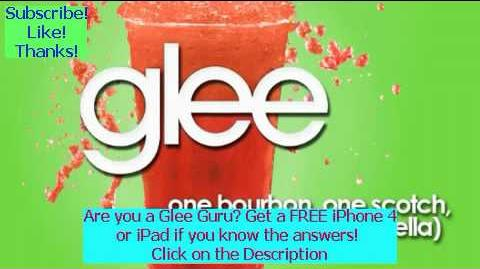One Bourbon, One Scotch, One Beer (Acapella) - Glee Cast Season 2 NEW