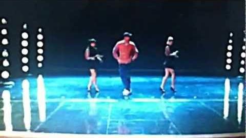 Glee - Burt Single Ladies
