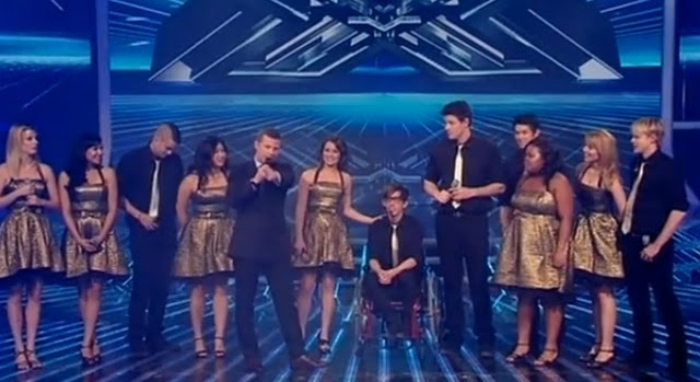 File:Glee Cast vs. Perform Don't Stop Believing vs. X-Factor Live Semi-Final Results 1.jpg