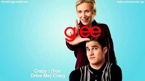 Crazy (You Drive Me) Crazy (Glee Cast Version) HQ Full Studio