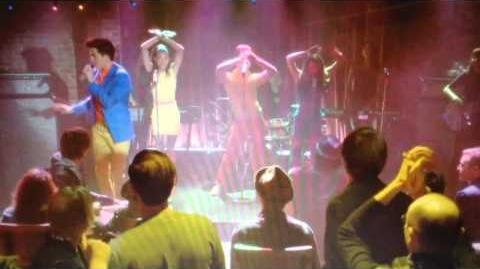 Glee - Into The Groove Full Performance